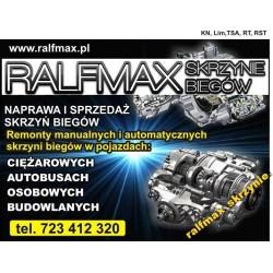 Skrzynia biegów Mercedes GO170 G281-12 G330-12 GV4
