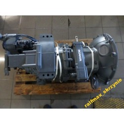 Skrzynia biegów Scania GRS900R OPTICRUIS GR871 143