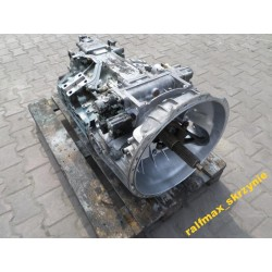 Skrzynia biegów Mercedes G210-16 G 210-16