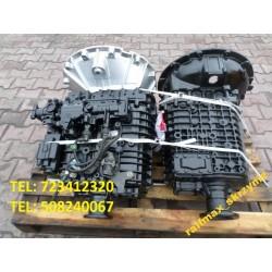 Skrzynia biegów ZF 6s850 Iveco Daf 6S150C 6S1901BO