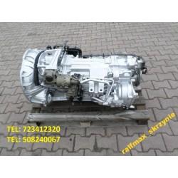 Skrzynia biegów Mercedes G210-16 GO4-110 G4-65 EPS