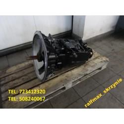 Skrzynia biegów ZF S6-362 S6-85 S6-65 S6-65+GV80