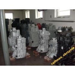 Skrzynia biegów do dźwigu Krupp 70GMT KMK3045 KMK5100