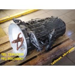 Skrzynia biegów ZF S6-66GV  S6 - 66 GV