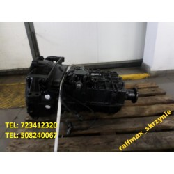 Skrzynia biegów ZF 6S850 DAF MAN IVECO RENAULT 6 s 850