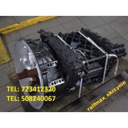 ZF 16S151 16S181 16S 221 IVECO STRALIS Gwarancja